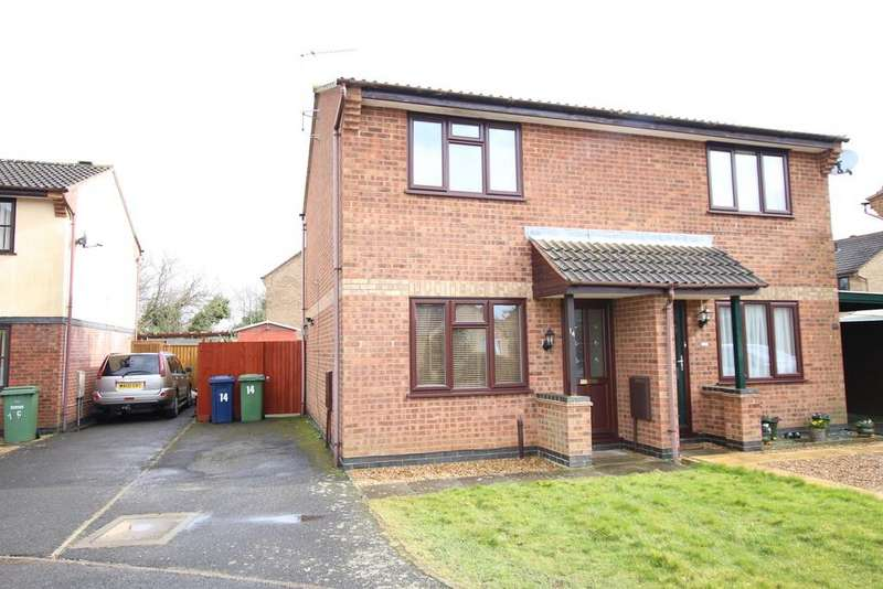 2 Bedrooms Semi Detached House for sale in Henry Warby Avenue, Elm