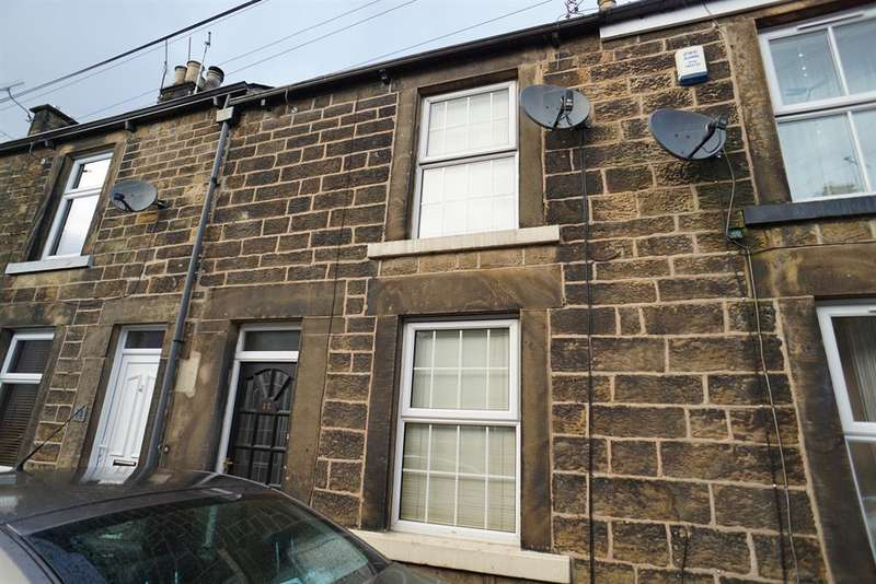2 Bedrooms Terraced House for rent in Victoria Street, Dronfield, Sheffield, S18