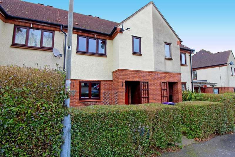 3 Bedrooms Terraced House for sale in Runnalow, Letchworth Garden City, SG6