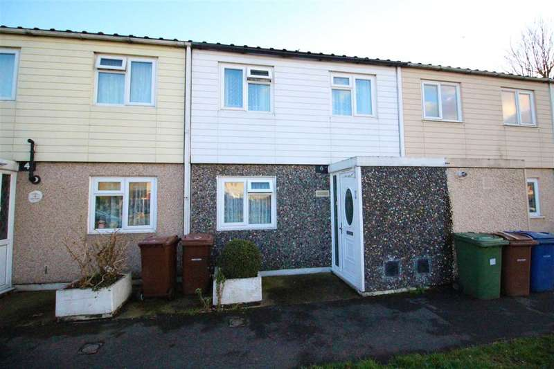 3 Bedrooms Terraced House for sale in Verbena Close, South Ockendon
