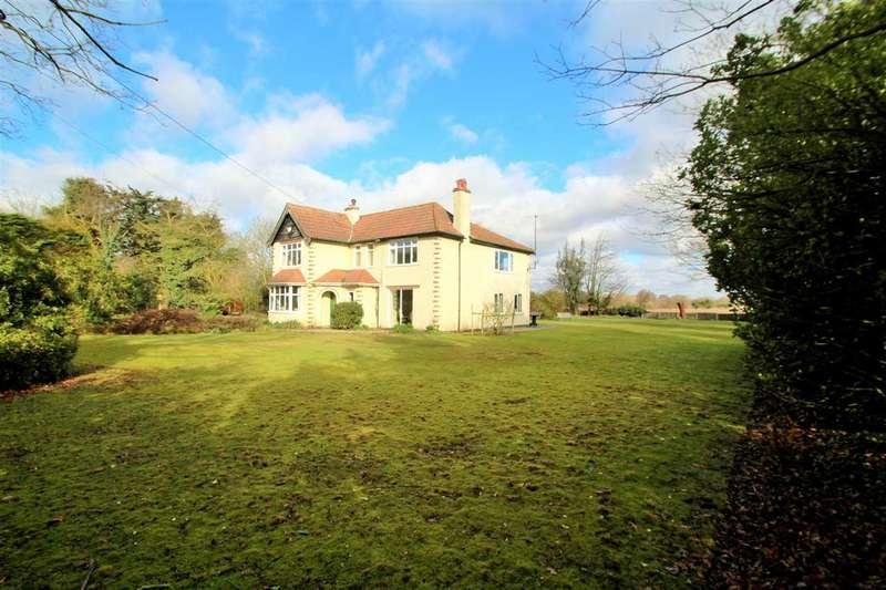 5 Bedrooms Detached House for sale in Oaklea, Park Lane, Langham, Colchester