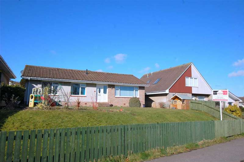 3 Bedrooms Detached Bungalow for sale in Mortimer Court, Dalgety Bay