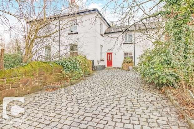 4 Bedrooms Detached House for sale in Dunstan Lane,, Burton, Neston, Cheshire