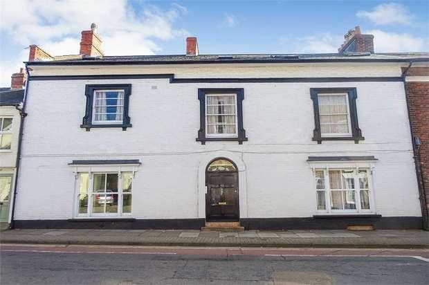 1 Bedroom Maisonette Flat for sale in High Street, Wellington, Somerset