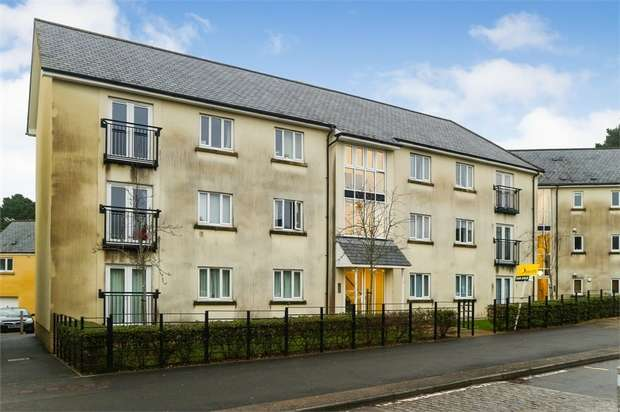 2 Bedrooms Flat for sale in Frobisher Approach, Plymouth, Devon