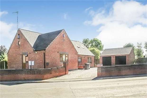 6 Bedrooms Detached House for sale in Town Street, Pinxton, Nottingham, Derbyshire