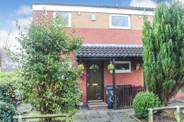 1 Bedroom Flat for sale in Pendle Drive, Blackburn, Lancashire