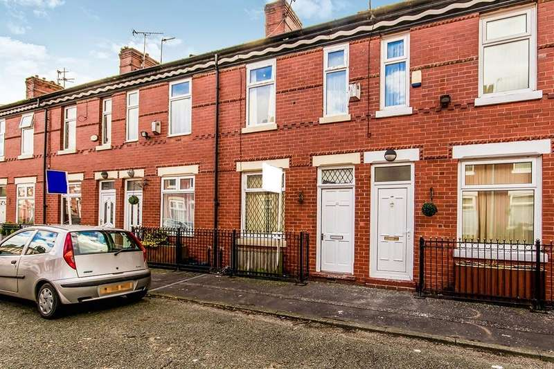 4 Bedrooms Terraced House for sale in Ukraine Road, Salford, M7