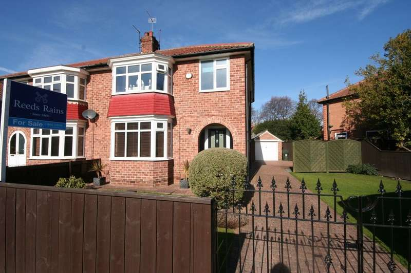 3 Bedrooms Semi Detached House for sale in Church Lane, Acklam, Middlesbrough, TS5