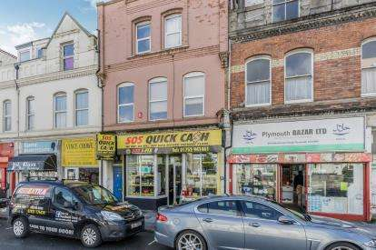 4 Bedrooms Terraced House for sale in Plymouth, Devon, Uk