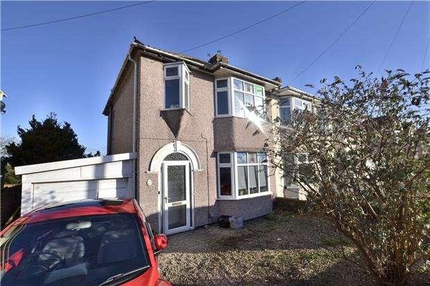 3 Bedrooms Semi Detached House for sale in Mackie Avenue, Filton, Bristol, BS34 7NE