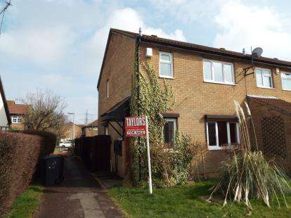 3 Bedrooms End Of Terrace House for sale in Fensome Drive, Houghton Regis, Dunstable, Bedfordshire