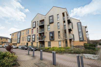 1 Bedroom Flat for sale in Hampton Place, Richmond Drive, Dunstable, Bedfordshire