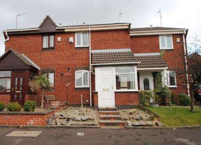2 Bedrooms Semi Detached House for sale in Navigation Way, Blackburn, Lancashire, BB1