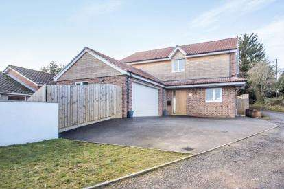 4 Bedrooms Detached House for sale in Middlezoy, Bridgwater, Somerset
