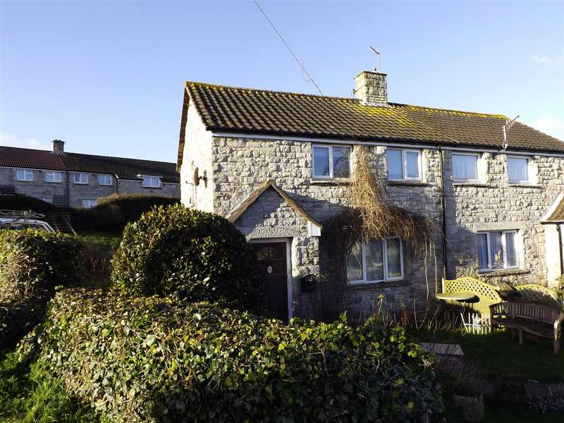 2 Bedrooms Semi Detached House for sale in Priests Road, Swanage