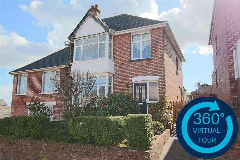 3 Bedrooms Semi Detached House for sale in Stafford Road, St Thomas, Exeter