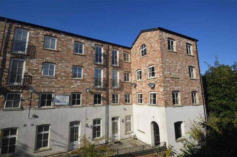 2 Bedrooms Apartment Flat for sale in Alma Mill, Pickford Street, Macclesfield