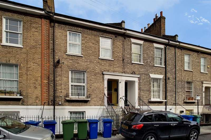 4 Bedrooms Terraced House for sale in Sears Street, London, SE5 7JL