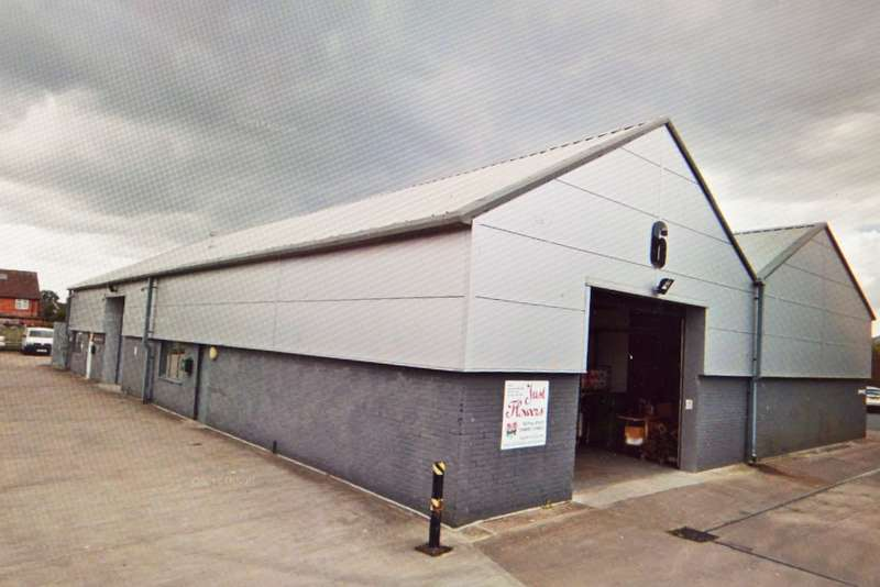 Property for rent in Unit 6 Hereford Trade Park, Hereford, Hereford, Herefordshire, HR4 9SG