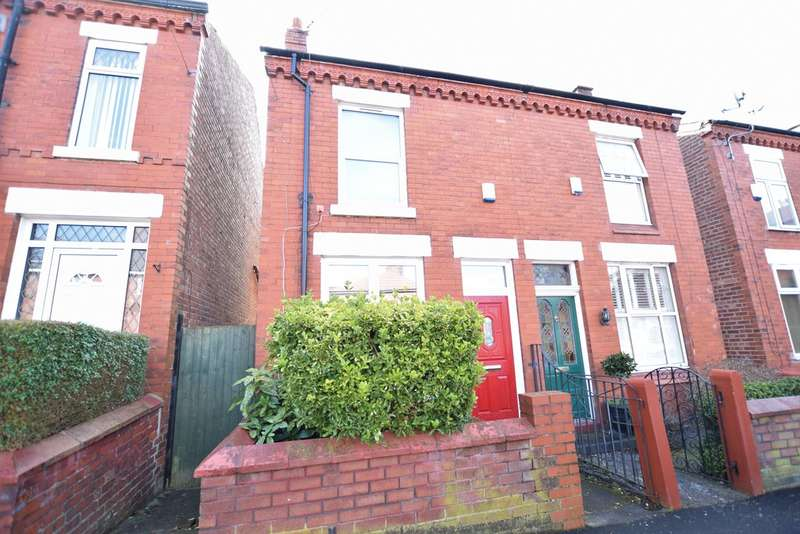 3 Bedrooms Semi Detached House for rent in Edgeley, Stockport