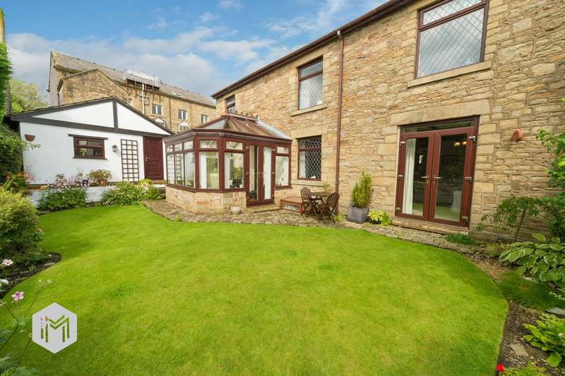 4 Bedrooms Barn Conversion Character Property for sale in Egerton Vale, Egerton, Bolton, BL7