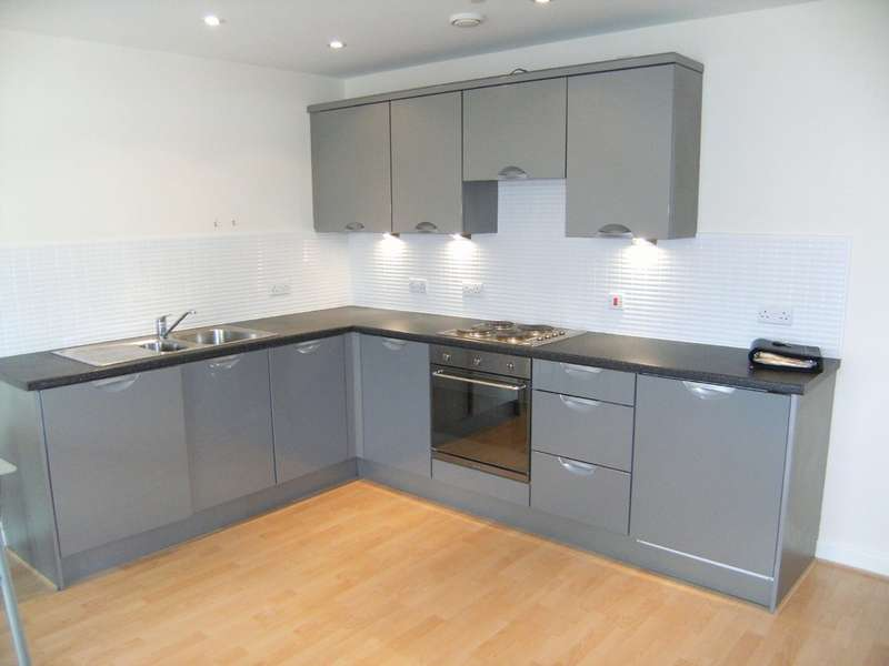 1 Bedroom Apartment Flat for sale in Bramall Lane, Sheffield S2