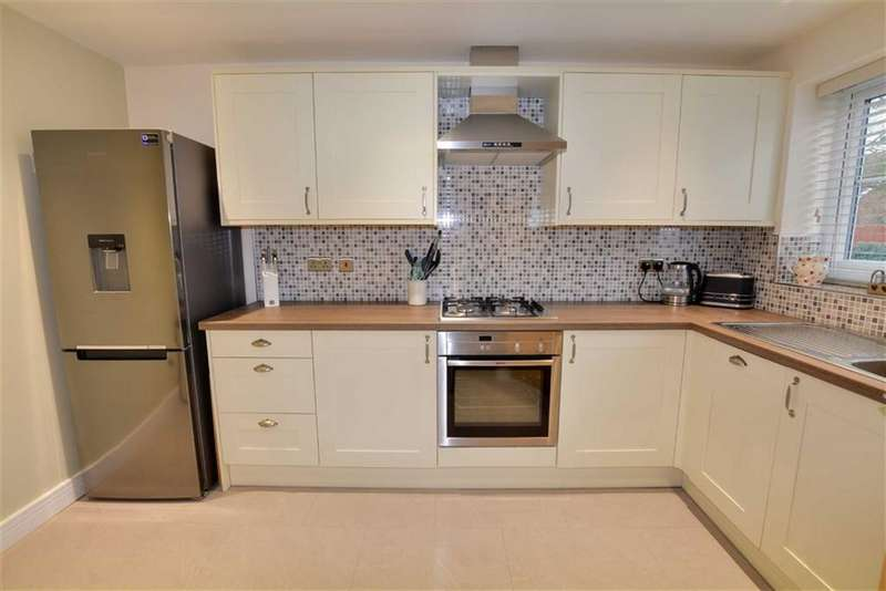 3 Bedrooms Property for sale in Croft Close, South Milford, Leeds, LS25
