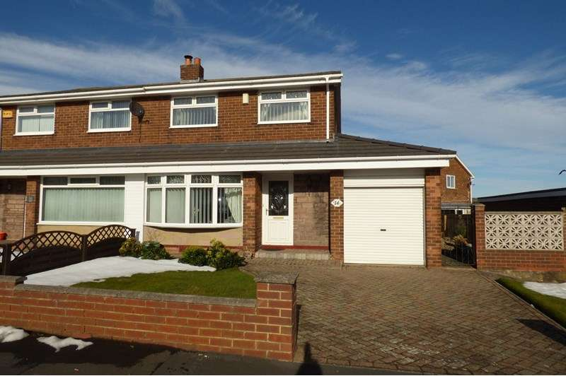 3 Bedrooms Property for sale in Ladywell Road, Consett, Durham, DH8 7DQ
