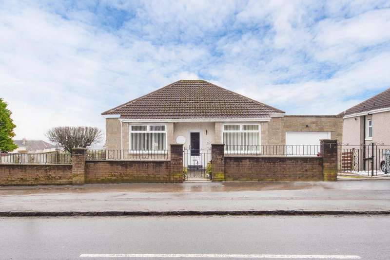 3 Bedrooms Detached Bungalow for sale in 87 Calderwood Road, Rutherglen, Glasgow, G73 3PJ