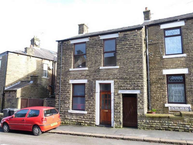 2 Bedrooms End Of Terrace House for sale in Hadfield Street, Glossop