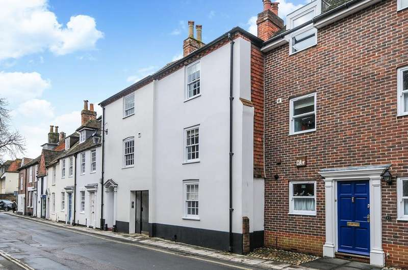 3 Bedrooms Town House for sale in South Pallant, Chichester