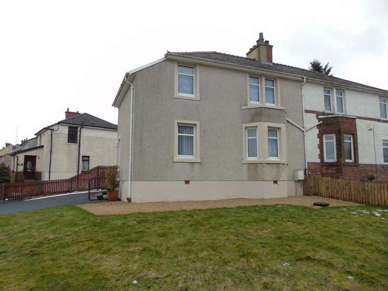 4 Bedrooms Semi Detached House for rent in McKenna Drive, Whinhall, Airdrie,ML6