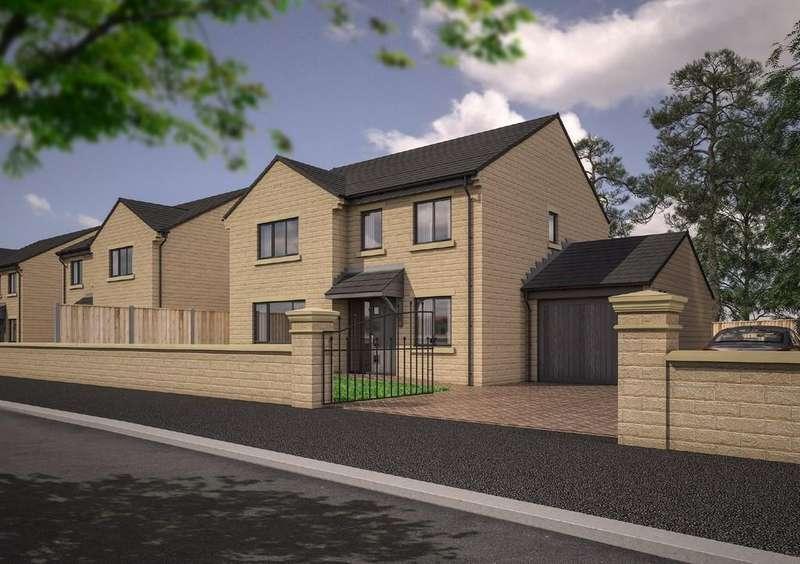 4 Bedrooms Detached House for sale in Westfield Lane, Scholes
