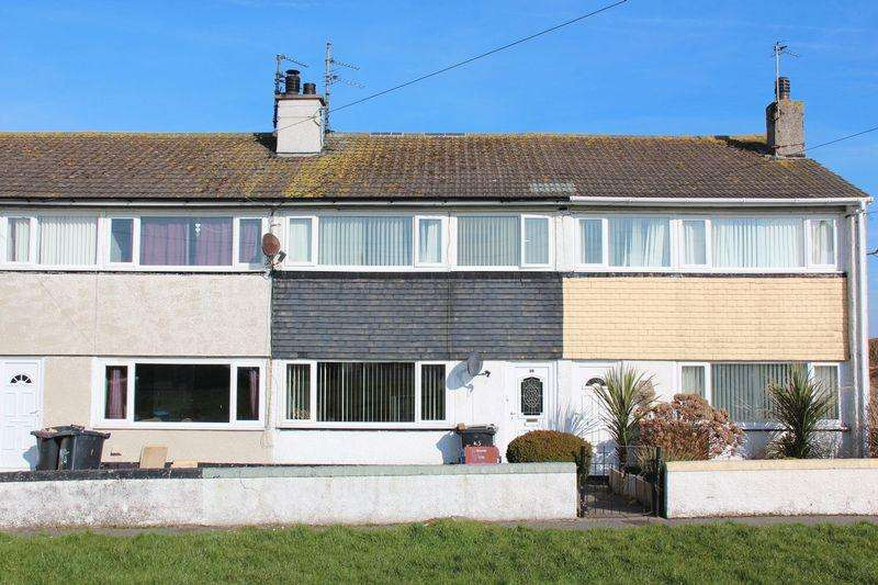 3 Bedrooms Terraced House for sale in Maes Yr Ysgol, Holyhead