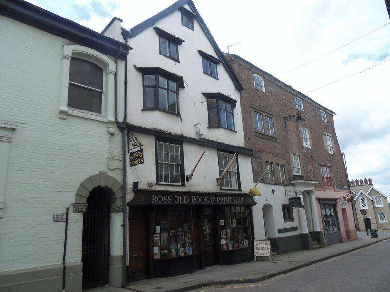 3 Bedrooms Apartment Flat for rent in Ross-on-Wye