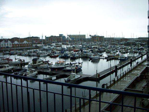 2 Bedrooms Flat for rent in KEEL HOUSE, MARINA, HARTLEPOOL