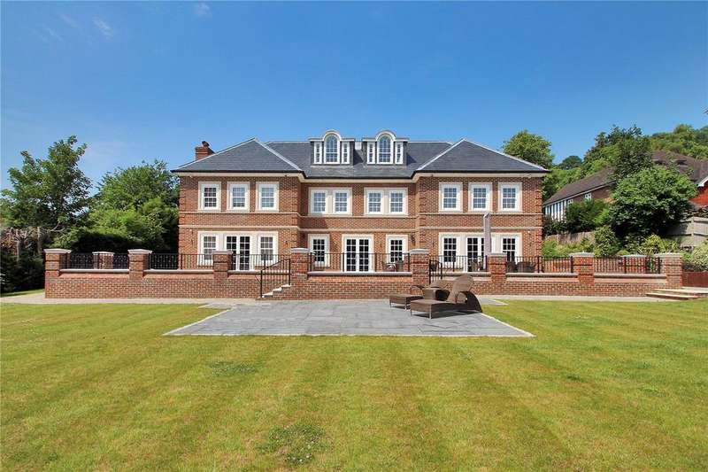 5 Bedrooms Detached House for sale in Greenhill Road, Otford, Sevenoaks, Kent, TN14