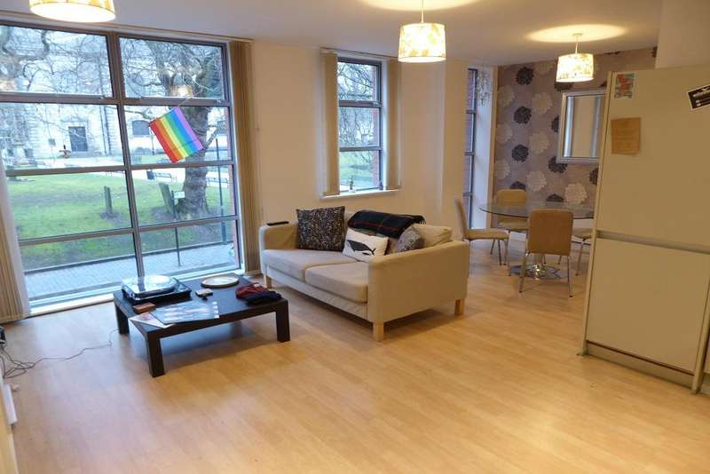 1 Bedroom Apartment Flat for sale in Miller 61, St Pauls Square, Birmingham B3