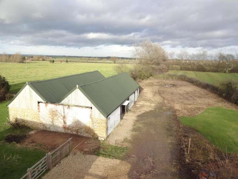 5 Bedrooms Plot Commercial for sale in Penn Lane, Stathern, Melton Mowbray