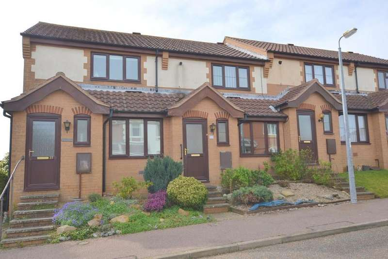 2 Bedrooms Terraced House for rent in Lancaster Rise, Mundesley, Norfolk