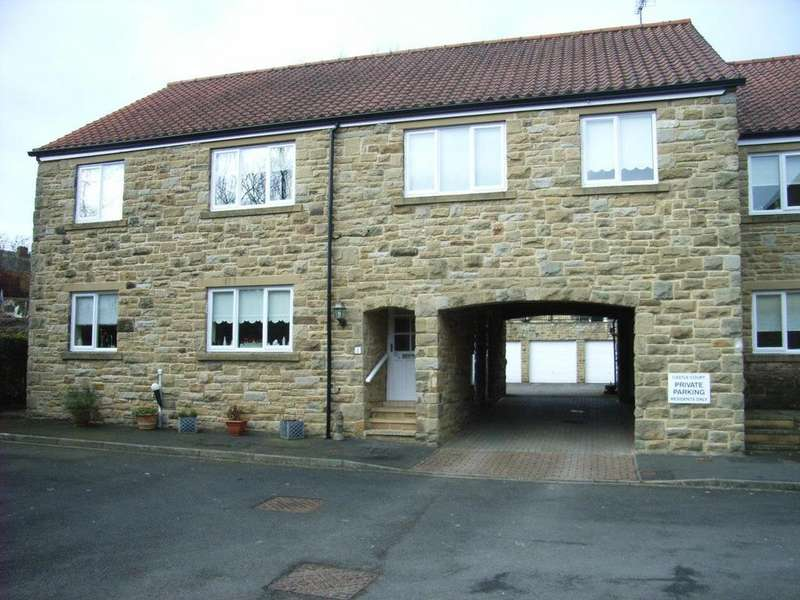 1 Bedroom Apartment Flat for sale in Castle Court, Helmsley, York