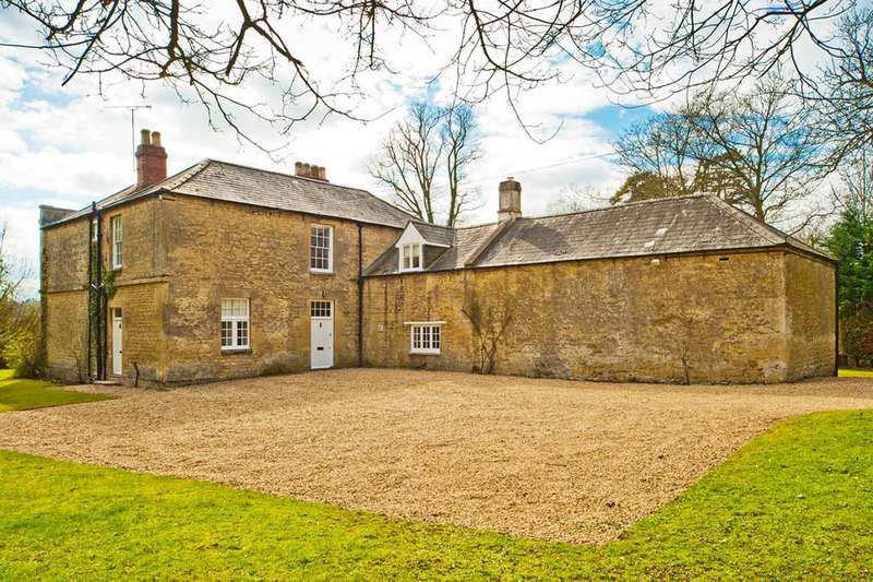 4 Bedrooms Detached House for rent in Shotover Estate, South Oxfordshire, OX33 1QN