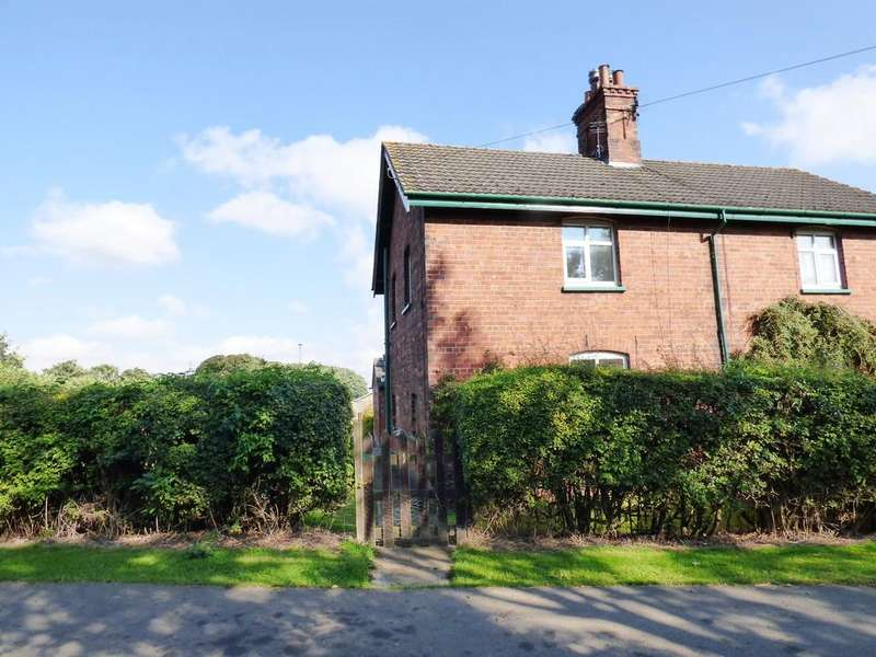 3 Bedrooms Semi Detached House for rent in Hall Farm Cottage, Binbrook