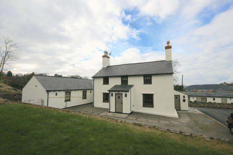 4 Bedrooms Cottage House for sale in Bryn Pydew Road, Llandudno Junction
