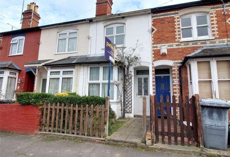 2 Bedrooms Terraced House for sale in Albany Road, Reading, Berkshire, RG30