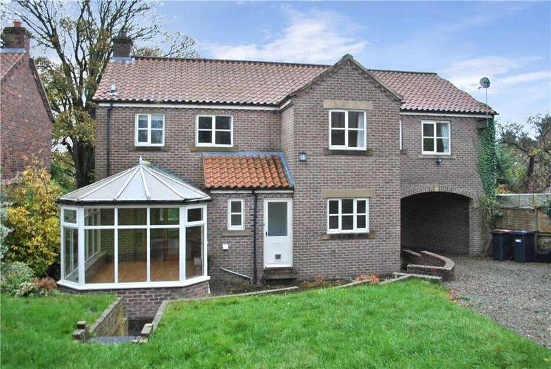 5 Bedrooms Detached House for rent in Hickory House, Copt Hewick, Ripon, North Yorkshire