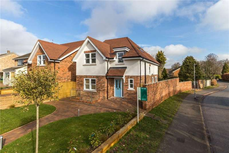 5 Bedrooms Detached House for sale in Ashley Gardens, Harpenden, Hertfordshire