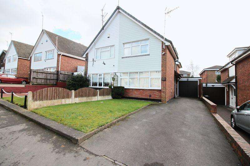 2 Bedrooms Semi Detached House for sale in Russells Hall Road, Dudley