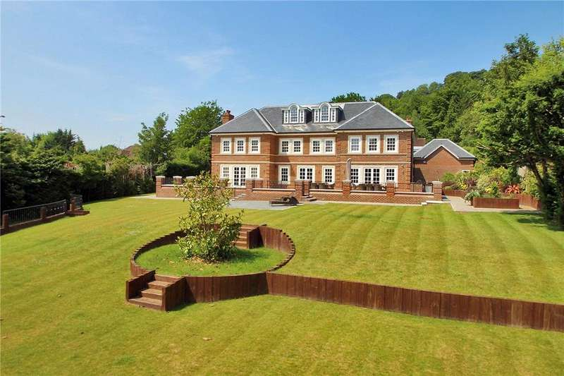 5 Bedrooms Detached House for sale in Greenhill Road, Otford, Sevenoaks, TN14